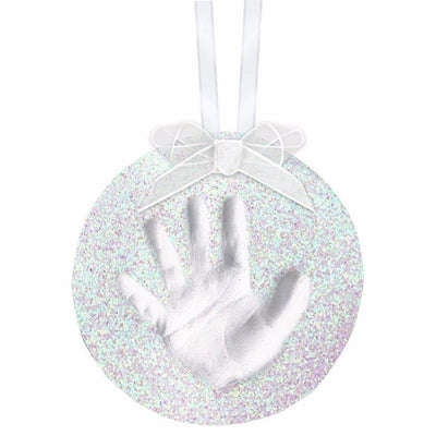Ababy-ababy.com.au-Babyprints Glitter Ornament-Gifts-Baby Prints-Ababy