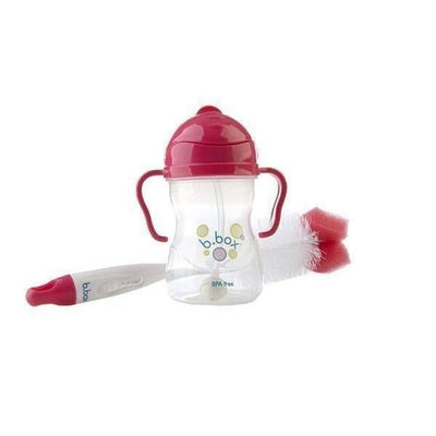Ababy-ababy.com.au-B.Box 2-in-1 Bottle and Teat Cleaner - Berry Surprise-Feeding-B.Box-Ababy