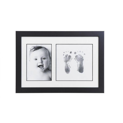 Ababy-ababy.com.au-Belly Art Inkless Print Photo Frame Kit-Entertainment-Baby Made-Black-Ababy