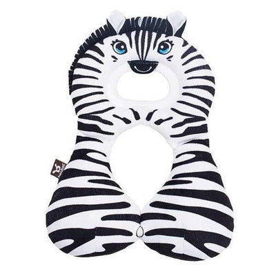 Ababy-ababy.com.au-Benbat Travel Mate 1-4 Years-Car Safety-Benbat-Zebra-Ababy