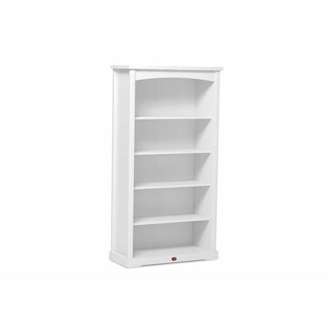 Ababy-ababy.com.au-Boori Large Bookcase-Boori-White B-LB-Ababy