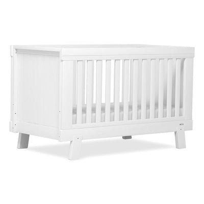 Ababy-ababy.com.au-Boori Lucia Cot Convertible Plus-Nursery-Boori-White U-LUCP-Ababy