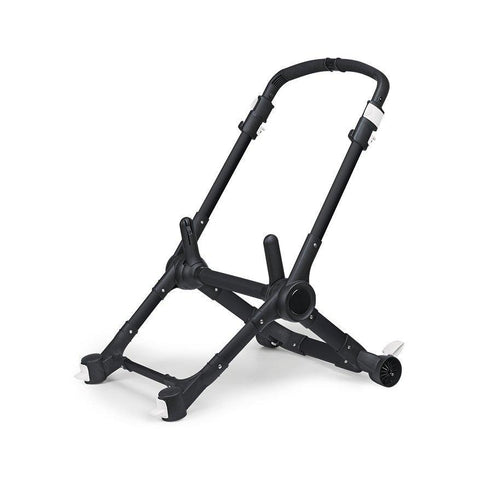 Ababy-ababy.com.au-Bugaboo Buffalo Chassis - Black-Prams & Strollers-Bugaboo-Ababy