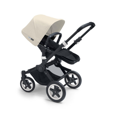 Ababy-ababy.com.au-Bugaboo Buffalo Sun Canopy (Extendable) - Off White-Prams & Strollers-Bugaboo-Ababy