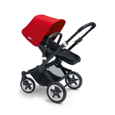 Ababy-ababy.com.au-Bugaboo Buffalo Sun Canopy (Extendable) - Red-Prams & Strollers-Bugaboo-Ababy