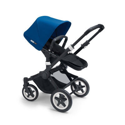 Ababy-ababy.com.au-Bugaboo Buffalo Sun Canopy (Extendable) - Royal Blue-Prams & Strollers-Bugaboo-Ababy
