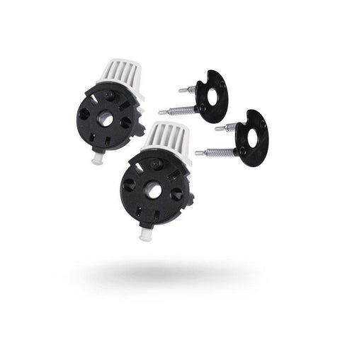 Ababy-ababy.com.au-Bugaboo Buffalo Swivel Wheel Locks Replacement Set-Prams & Strollers-Bugaboo-Ababy