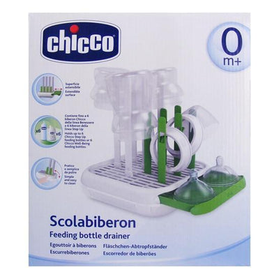 Ababy-ababy.com.au-Chicco Feeding Bottle Drainer-Feeding-Chicco-Ababy