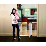 Ababy-ababy.com.au-Dream Baby Chelsea Swing Closed Safety Gate-Home Safety-Dreambaby-Ababy