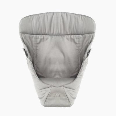 Ababy-ababy.com.au-Ergobaby Infant Insert Easy Snug for Baby Carrier - Grey-Out & About-Ergobaby-Ababy