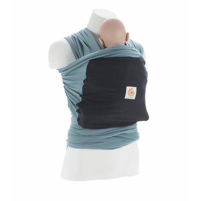 Ababy-ababy.com.au-Ergobaby Wrap - Eucalyptus-Out & About-Ergobaby-Ababy