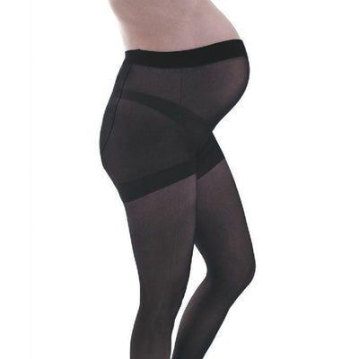 Ababy-ababy.com.au-Fertile Mind Sheerhose Maternity Hoisery - Multifit 2 Pack - Nude-For Mum-Fertile Mind-Ababy