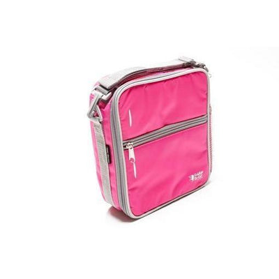 Ababy-ababy.com.au-Fridge to Go Medium Lunch Bag - Pink-Feeding-Firdge to Go-Ababy