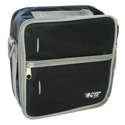 Ababy-ababy.com.au-Fridge to Go Small Lunch Bag - Black-Feeding-Firdge to Go-Ababy