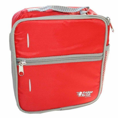 Ababy-ababy.com.au-Fridge to Go Small Lunch Bag - Red-Feeding-Firdge to Go-Ababy