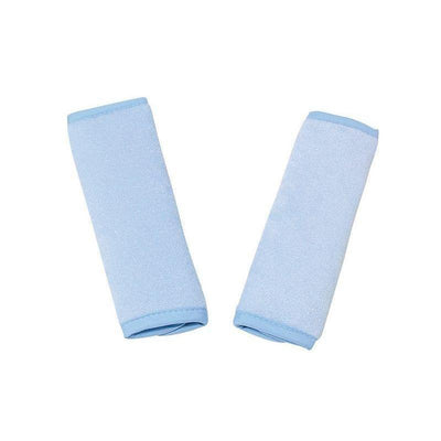 Ababy-ababy.com.au-Goldbug Reversible Car Seat Strap Covers - Blue-Car Safety-Goldbug-Ababy