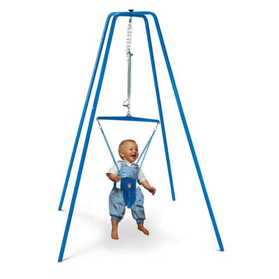 Ababy-ababy.com.au-Jolly Jumper Deluxe With Portable Stand-Playtime-Jolly Jumper-Ababy