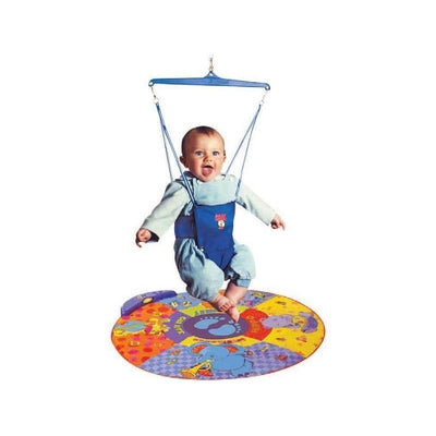Ababy-ababy.com.au-Jolly Jumper Elite With Musical Mat-Playtime-Jolly Jumper-Ababy