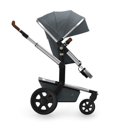 Ababy-ababy.com.au-Joolz Day2 Earth - Elephant Grey-Prams & Strollers-JOOLZ-Ababy