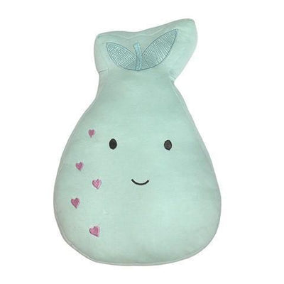 Ababy-ababy.com.au-Little Cloud Berry Sweet Throw Pillow - Pear-Nursery-Little Cloud-Ababy