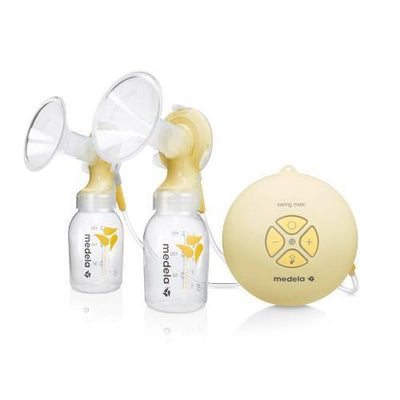 Ababy-ababy.com.au-Medela Swing Maxi Double Electric Breast Pump-Feeding-Medela-Ababy