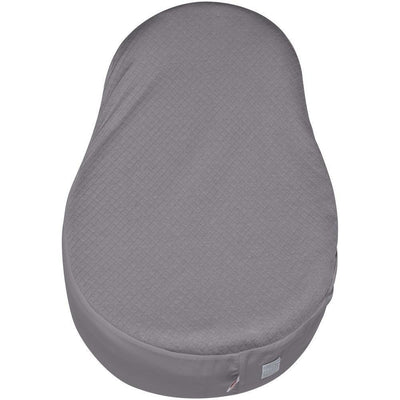 Ababy-ababy.com.au-Red Castle Cocoonababy Fitted Sheet-Sleep Time-Red Castle-Grey-Ababy