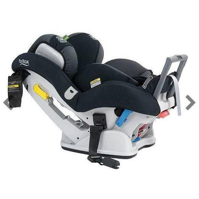 Ababy-ababy.com.au-Safe N Sound Millenia SICT ISOfix 7200/A/2013/i-Car Safety-Britax-Ababy