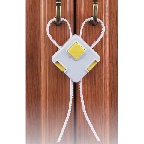 Ababy-ababy.com.au-Safety 1st Cabinet Flex Lock (2 pack)-Home Safety-Safety 1st-Ababy