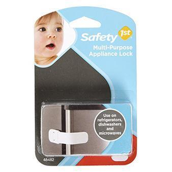 Ababy-ababy.com.au-Safety 1st Multi-Purpose Appliance Latch-Home Safety-Safety 1st-Ababy