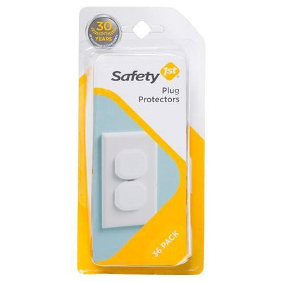 Ababy-ababy.com.au-Safety 1st Outlet Plug Protectors (24 pack)-Home Safety-Safety 1st-Ababy