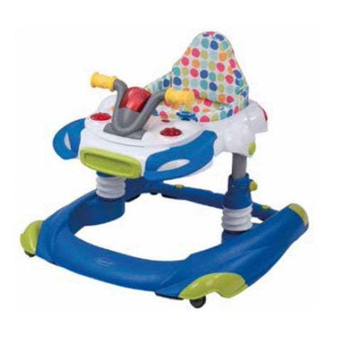Ababy-ababy.com.au-Steelcraft Roadster 2 in 1 Baby Walker-Playtime-Steelcraft-Ababy