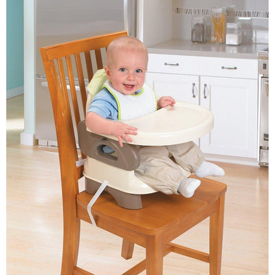 Ababy-ababy.com.au-Summer Infant Comfort Folding Booster Seat-Feeding-Summer-Tan-Ababy