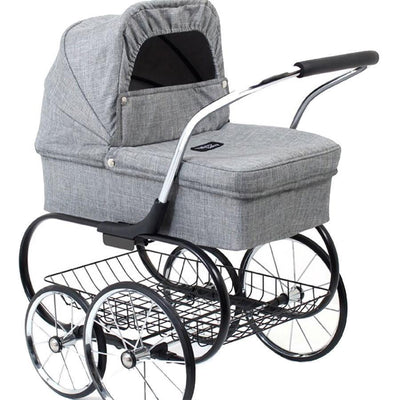 Ababy-ababy.com.au-Valco Baby Doll Pram - Royale Deluxe-Playtime-Valco Baby-Ababy