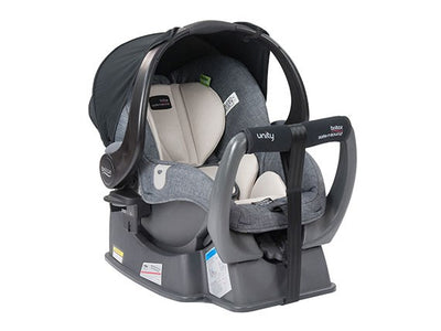 Britax Safe n Sound Unity NEOS - Dark Chambray Cream