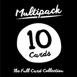 10 Card Multipack + 2 extras!