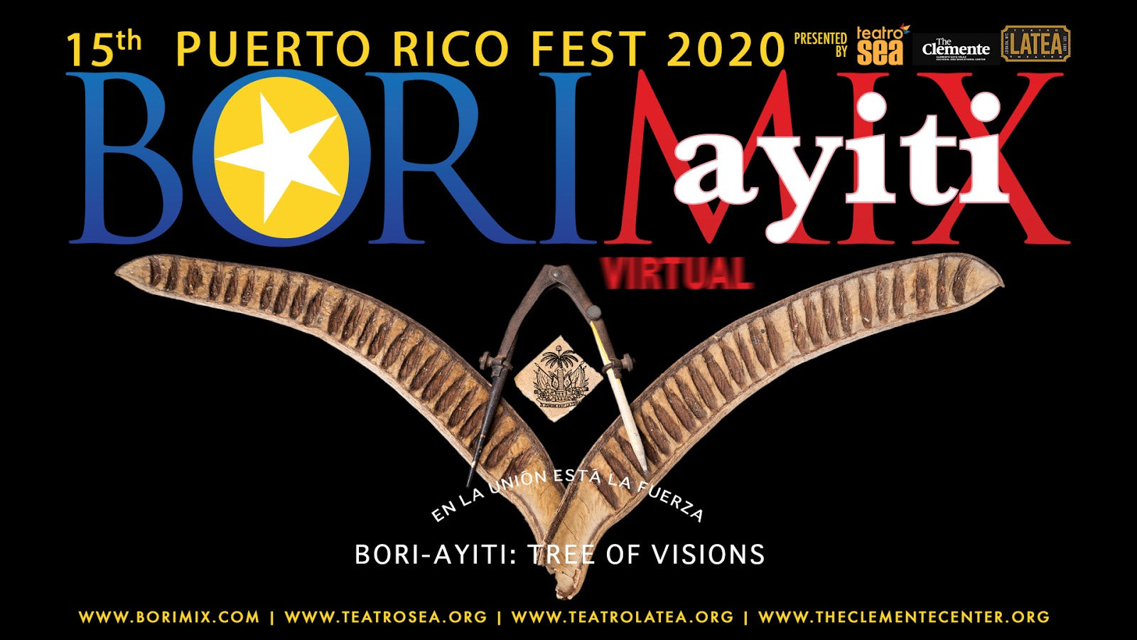15th Annual Puerto Rican Arts Festival Borimix at The Clemente