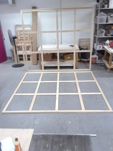 Canvas-stretchers-for-paintings-in-New-York-Firelei-Baez