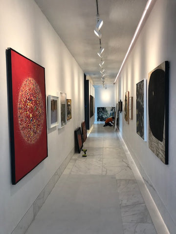 beautiful-art-installation-company-miami-iart-services-frames-and-stretchers