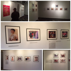 ABOVE GROUND-40 Moments of Transformation A Photography Exhibition of Young Feminist Activism in China