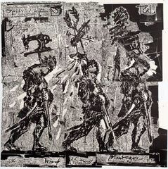 Mantegna Masterpiece by William Kentridge