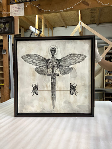 Welded-Steel-picture-framing-company-Miami