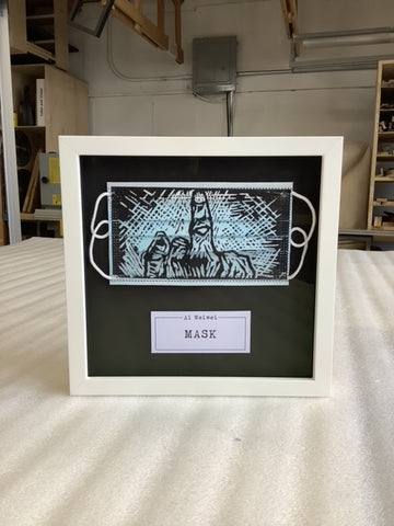 ai-wei-wei-frames-and-stretchers-new-york-best-frame-shop-nyc-new-haven-miami-custom-gallery-white-frame-black-matt-shadbowbox-frame