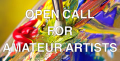 Open Call for NYC Amateur Artists for The Community Talent Showcase at Frames and Stretchers