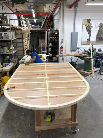 arched-wood-panels-for-paintings-NYC-Firelei-Baez