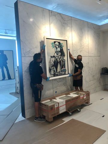 the-very-best-fine-art-installation-company-in-miami-new-york-city-new-haven-frames-and-stretchers-iart-services