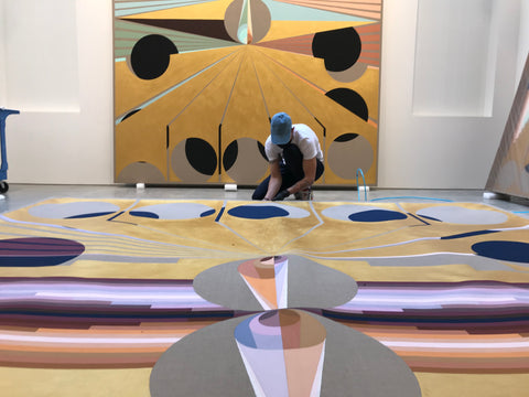 best-Large-Canvases On-Site-Stretching-in-new-york