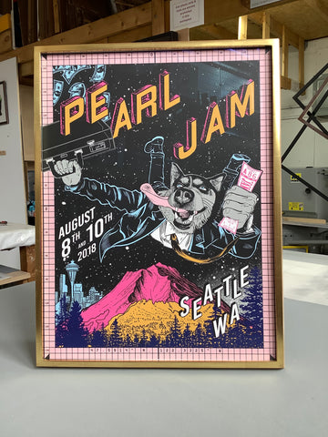 best-canvas-stretchers-picture-frames-art-crates-shipping-logistics-pearl-jam-pics