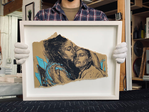 best-shadowbox-picture-frames-in-new-york