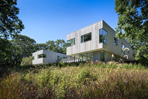 The Hill House built by architecture firm Leroy Street Studios.