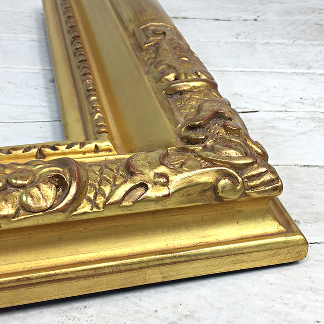 Museum Quality hand carved wood and gilded frames for photographs and paintings